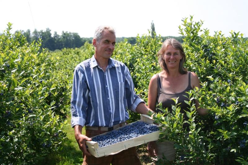 Annemieke et Philippe Loridat